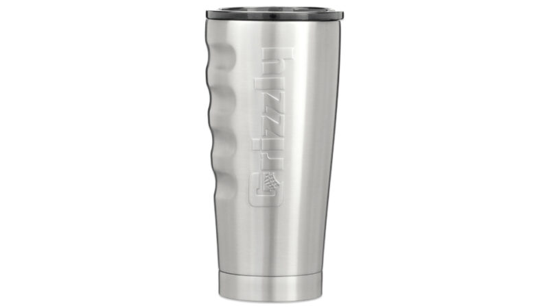 Brushed Stainless 20 Oz Stainless Steel Cup