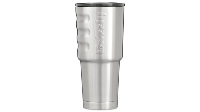 Brushed Stainless 32 Oz Stainless Steel Cup