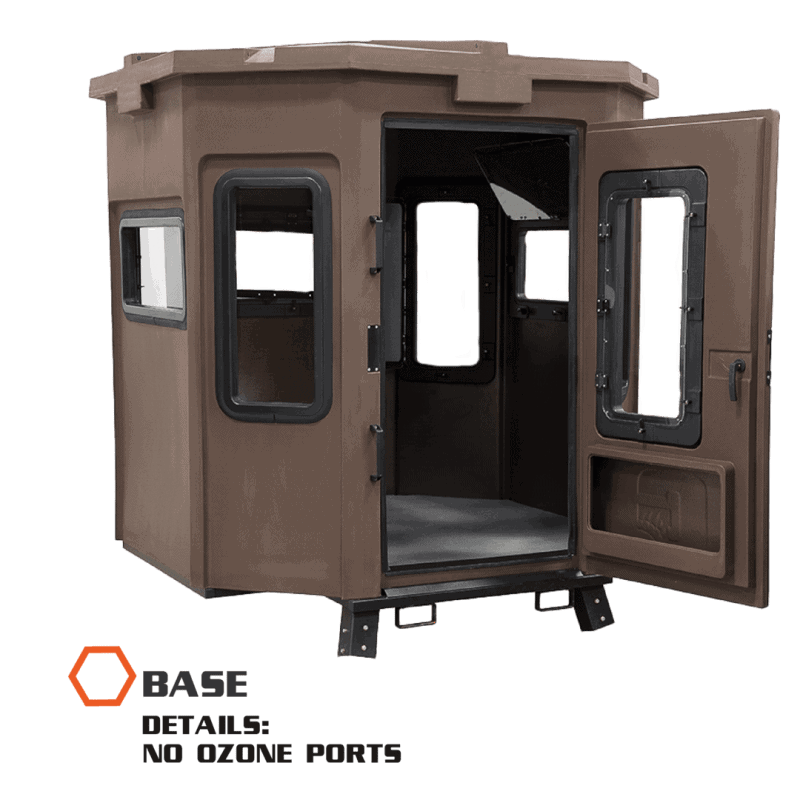 box blind base model