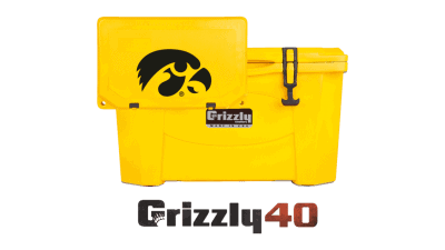 Hawkeye Gear - Grizzly Coolers