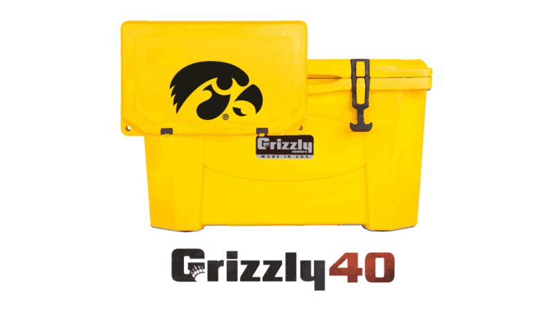 Tailgate Cooler - Grizzly Coolers
