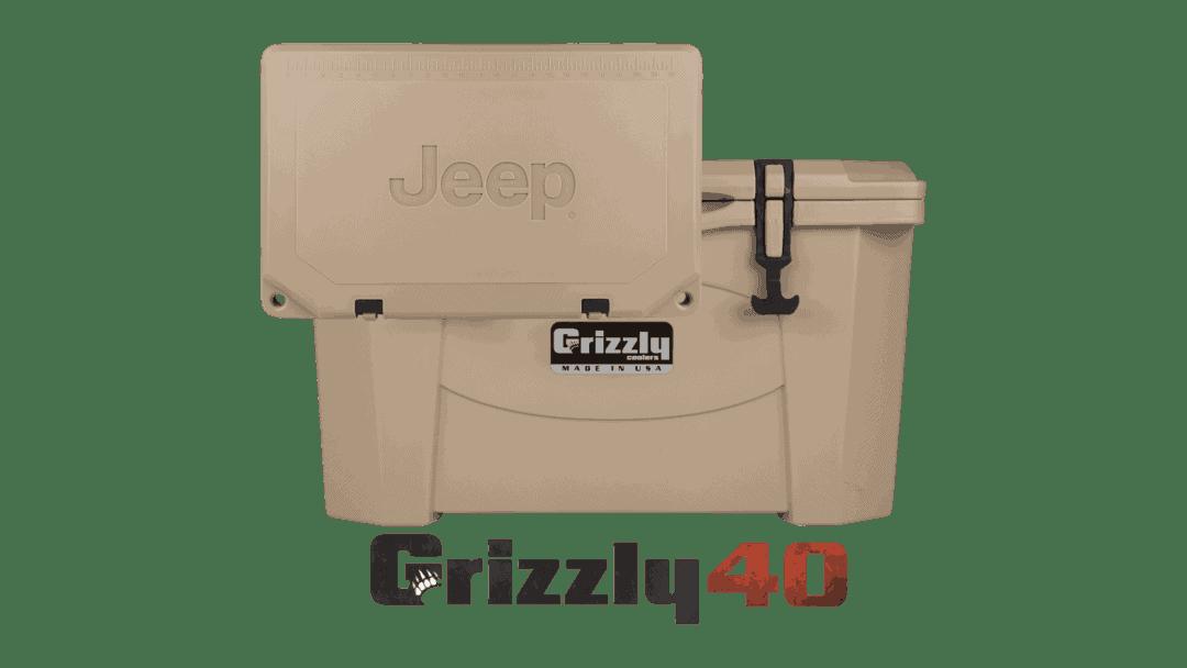 custom jeep cooler