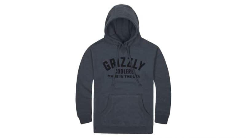 grizzly coolers made in the usa hoodie