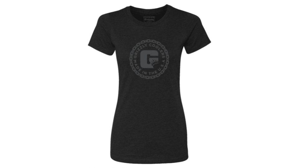 Ladies' Slim cut Medallion T-Shirt
