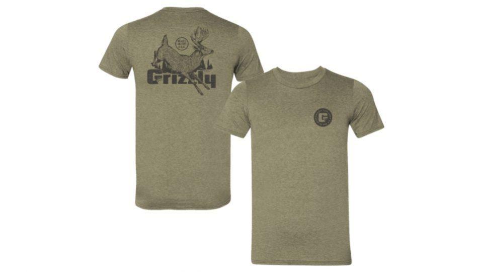 The Buck Stops Here Medallion T-Shirt