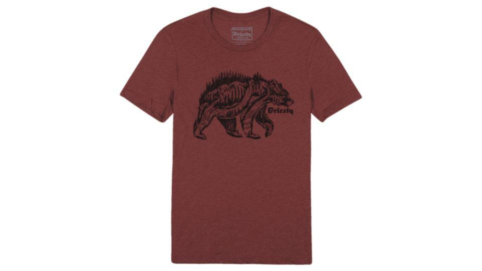 Walking Grizzly T-Shirt