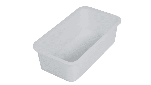 cooler dry goods tray