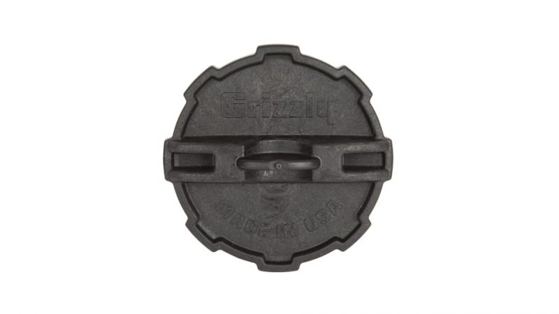 grizzly cooler drain plug