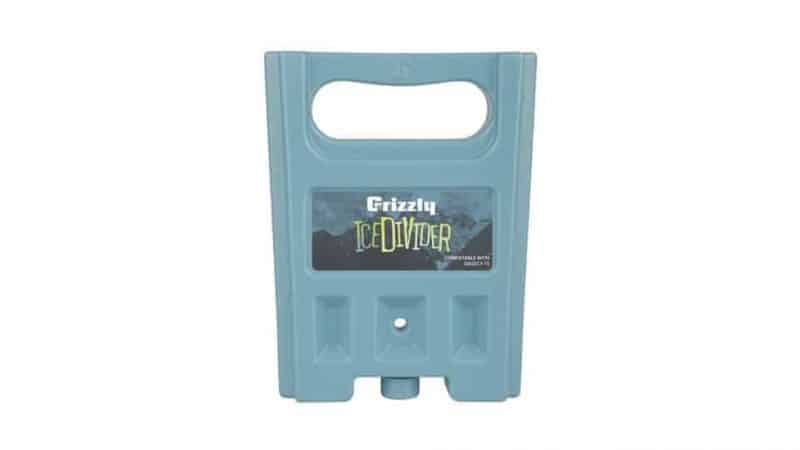 Ice Pack Divider For Grizzly 15 Cooler