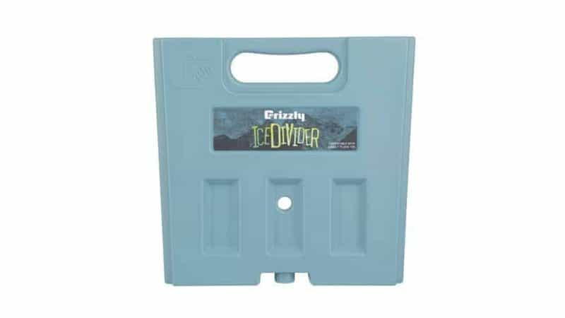 ice divider for grizzly 75 cooler