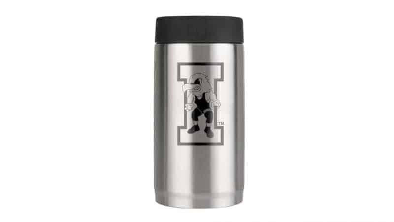 iowa hawkeye wrestling drinkware