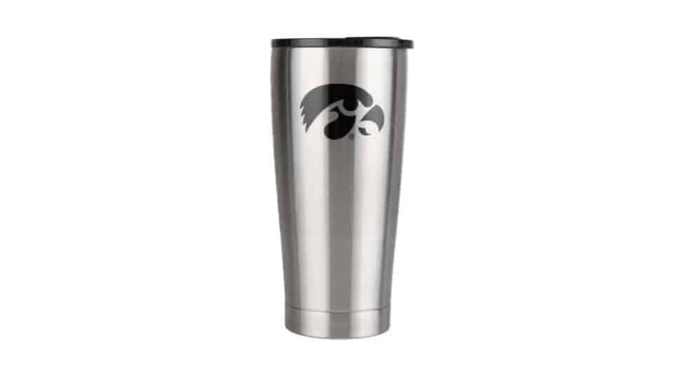 20 oz Iowa Hawkeye Cup