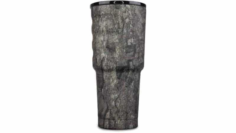 32 Oz Stainless Steel Cups With Realtree Timber Finish