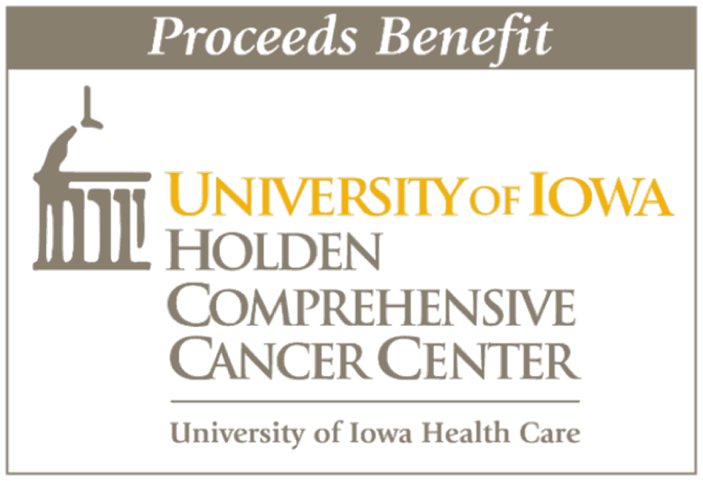 proceeds benefit university of iowa holden comprehensive cancer center university of iowa health care