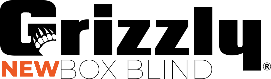 grizzly box blind logo