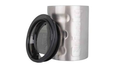 grizzly grip rocks cup stainless steel