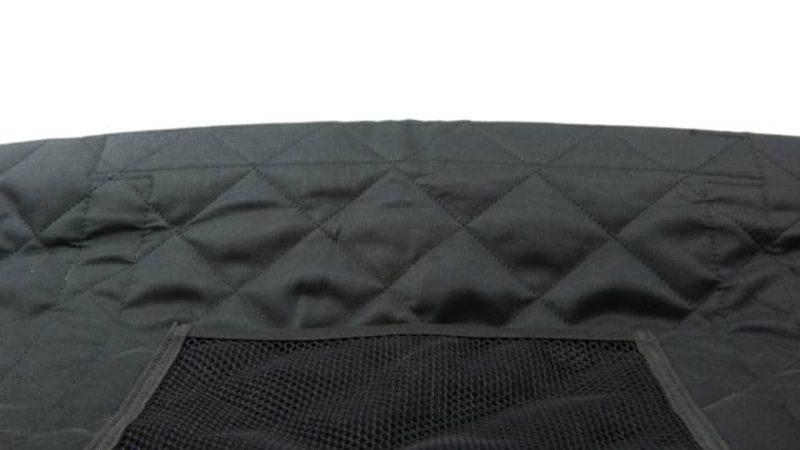 insulation for hunting blind