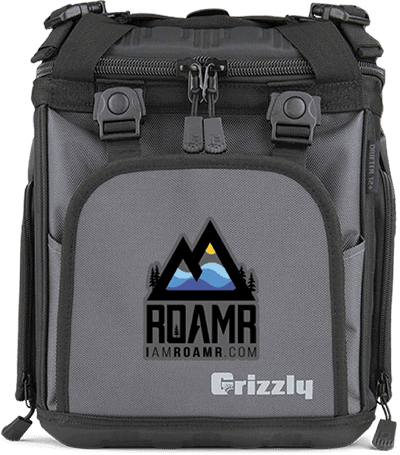 custom soft sided cooler example