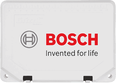custom cooler example of bosch logo on cooler lid