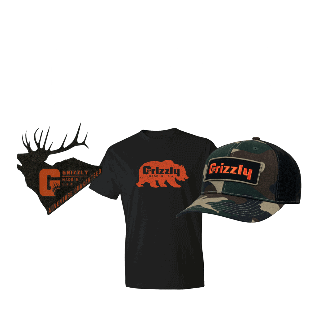 grizzly coolers gear
