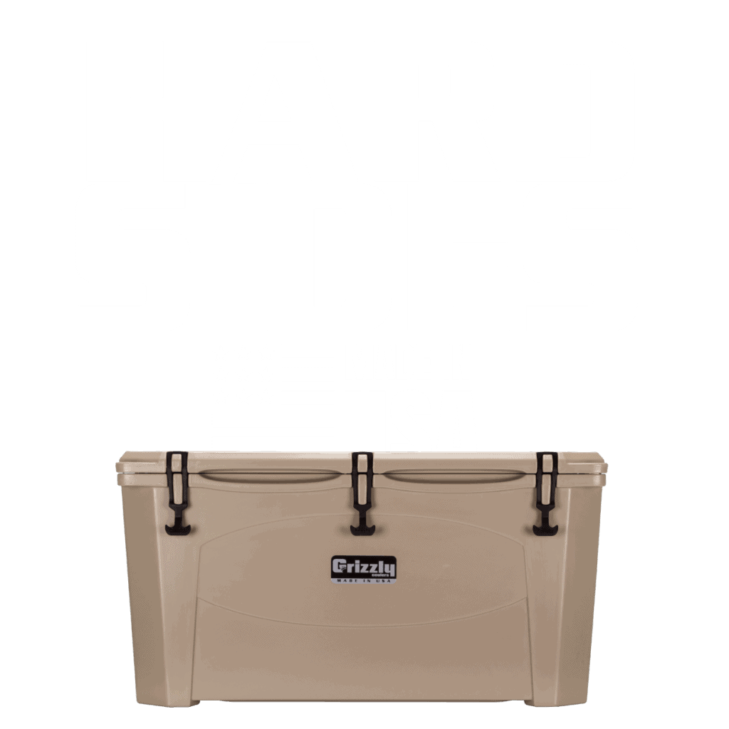 grizzly hard sided coolers