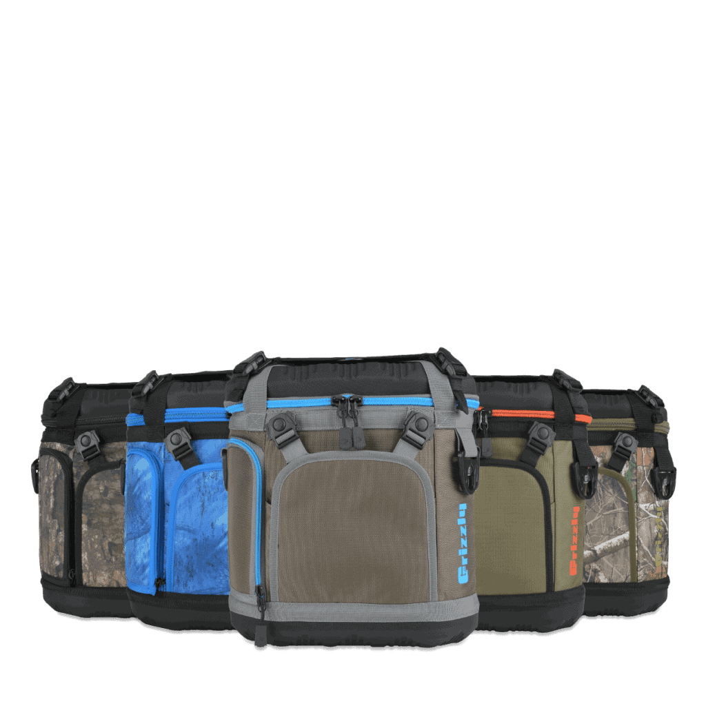 grizzly soft coolers