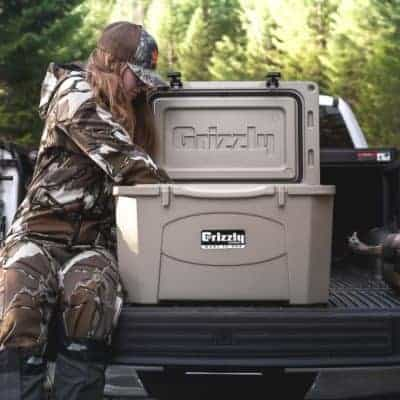 Grizzly 40 Product Video