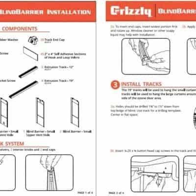 box blind insulation installation guide