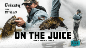 Mille Lacs Lake Fishing With Matt Peters