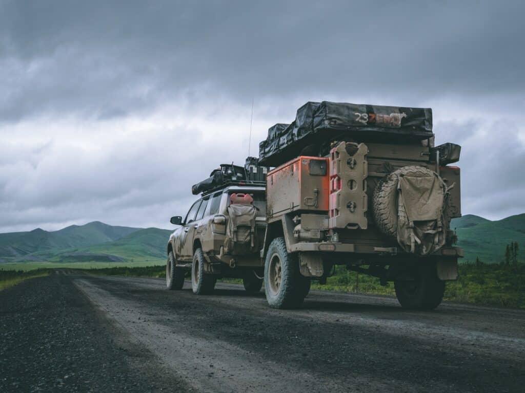 An Overlanders Dream On Dalton Highway