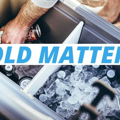 ice retention cold matters