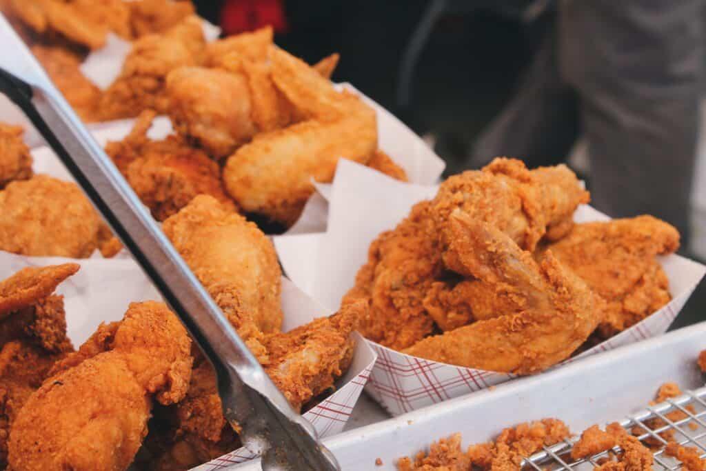 Summer Picnic Recipes Fried Chicken