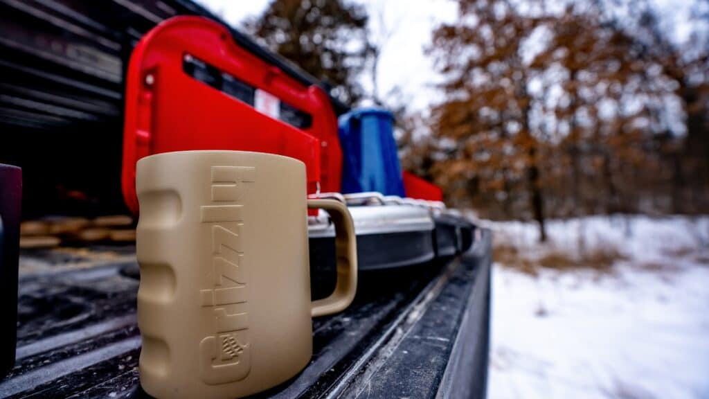 Campsite - Grizzly Coolers