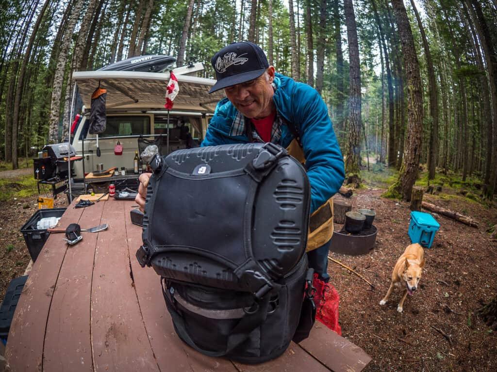 Campsite Organization