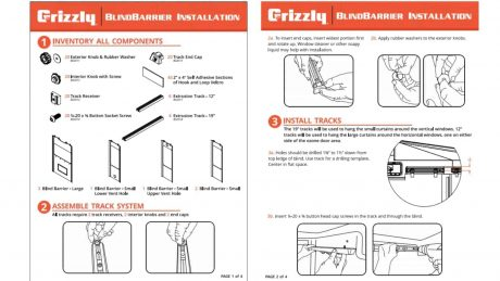box blind insulation installation guide