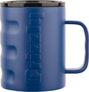 grizzly grip camp cup tahoe blue finish