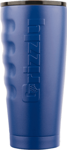 20 oz stainless steel cup - deep tahoe blue finish