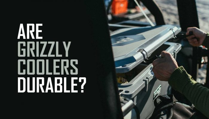 How Durable Are Grizzly Coolers